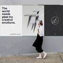 """Wystawa Katarzyny Jurczenia """"The world needs your/my creative emotions."""" Paryż, Francja"""