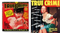 True Crime Detective Magazines