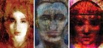 ZAPATRZENI, ZAMYŚLENI, ZROZPACZENI - wystawa grafik intermedialnych Magdaleny Pastuszak