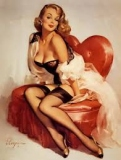 Niemals alles zeigen. 1000 Pin-up Girls