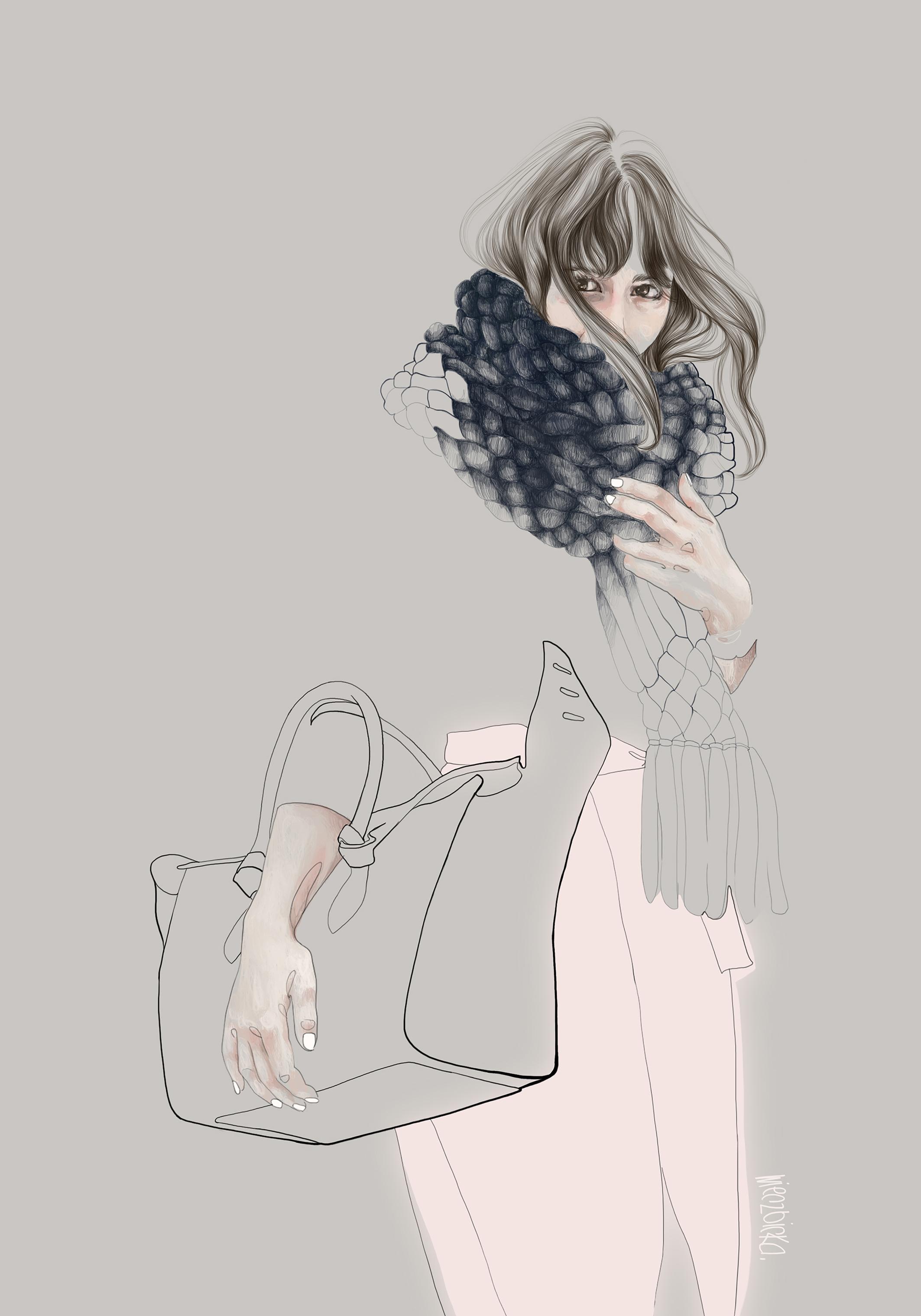 Agata Wierzbicka, Street fashion 5