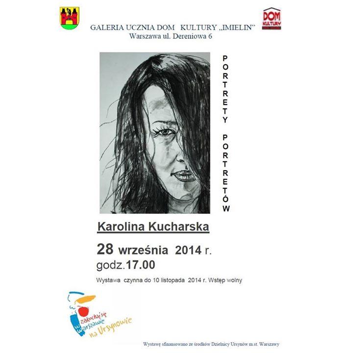 Portrety Portretów Karolina Kucharska
