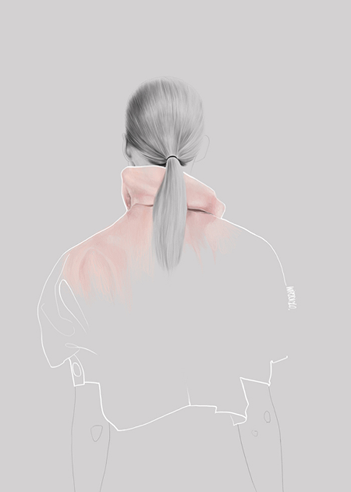 Agata Wierzbicka, Fashion illustration 2
