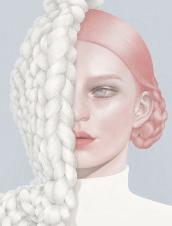 Hsiao Ron Cheng, Knitting
