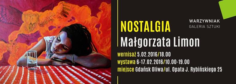 Małgorzata Limon. Nostalgia - Lumarte Sztuka Online