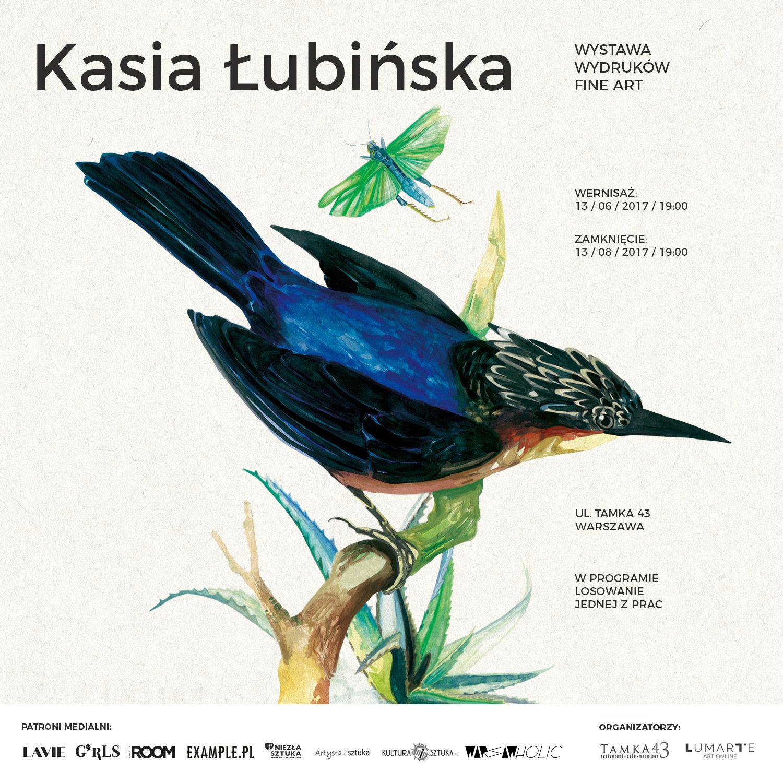 Kasia Łubińska wystawa prac