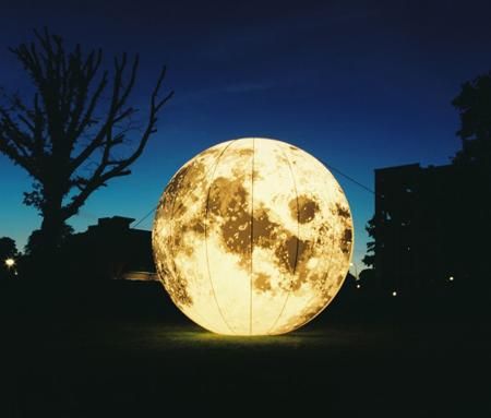 Bruno Peinado Księżyc
